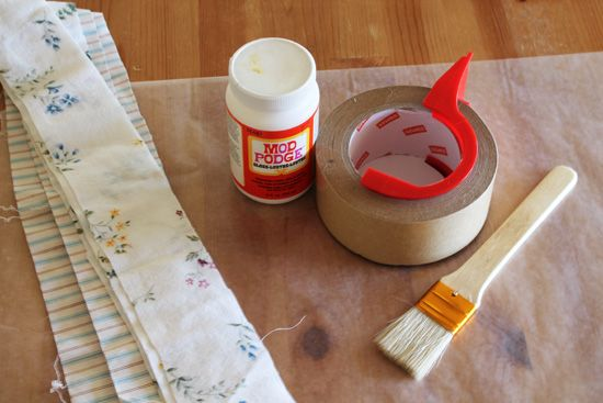 How to fabric tape