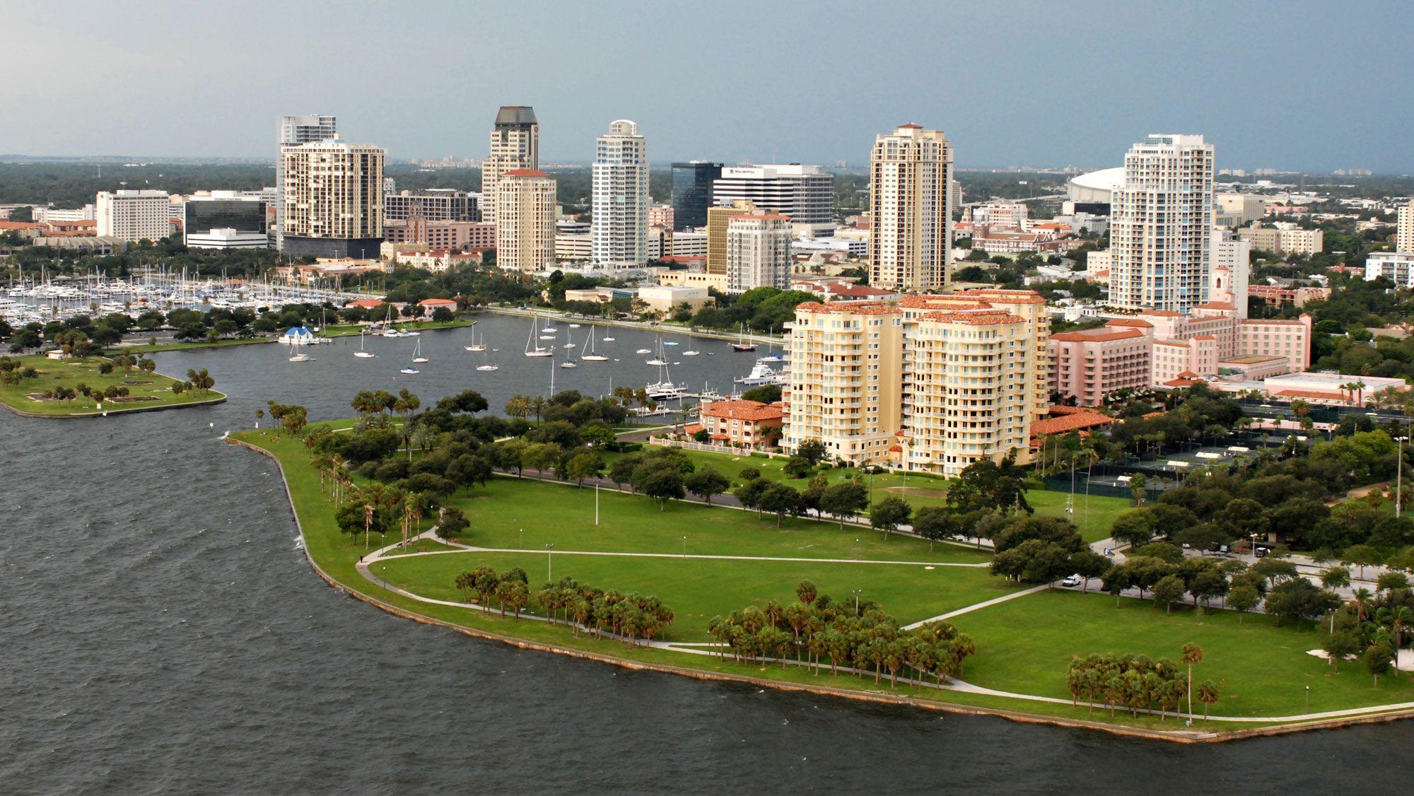 St. Petersburg, Florida Beautiful city St petes beach
