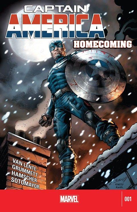 Captain America Homecoming #1 – GetComics