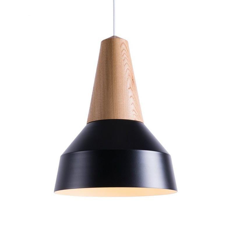 Lundlund Minimalist Scandinavian Wooden Pendant Light In 2020 Wooden Pendant Lighting Pendant Light Colorful Pendant Light