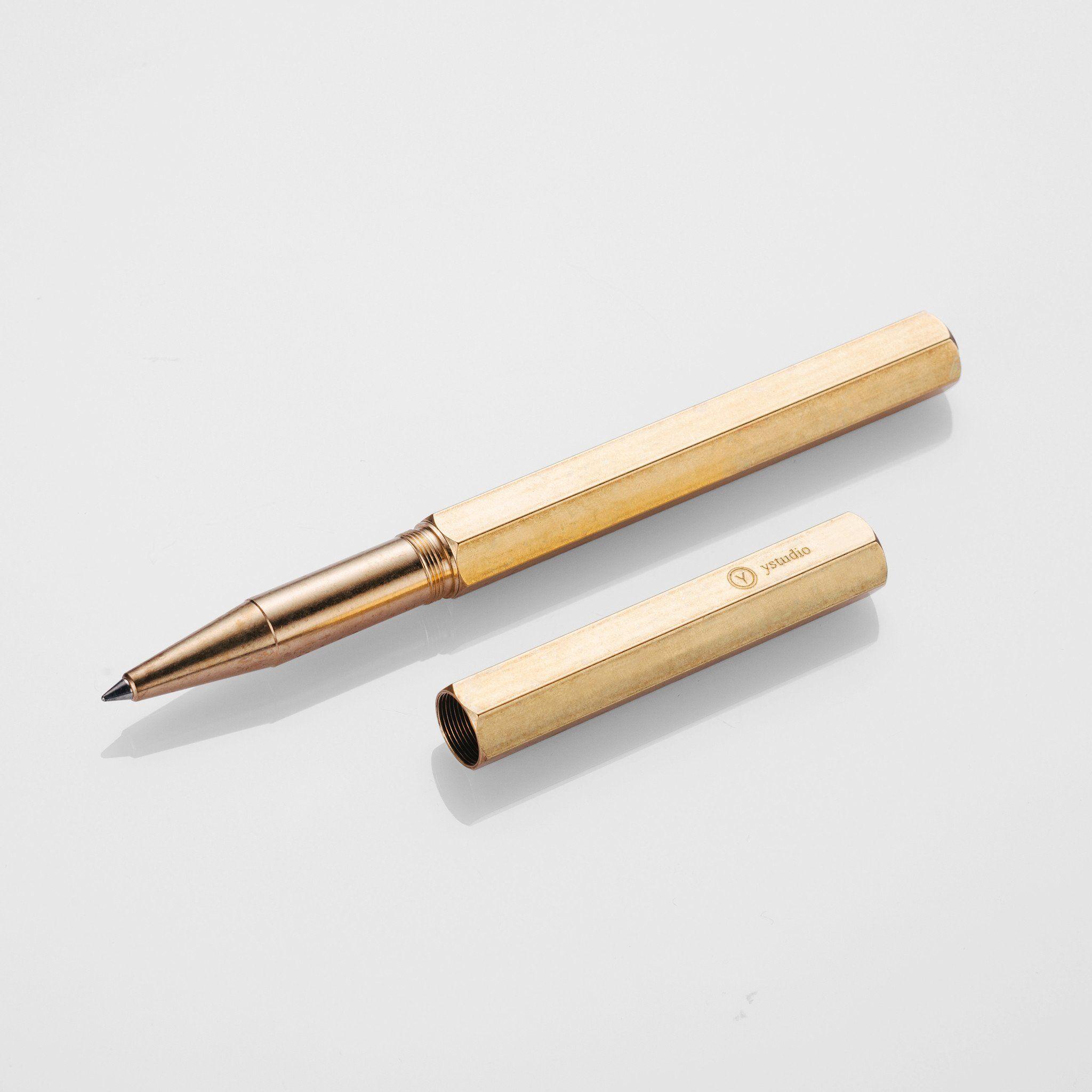 Fancy Rollerball Pen by Ystudio Rollerball pen, Pen