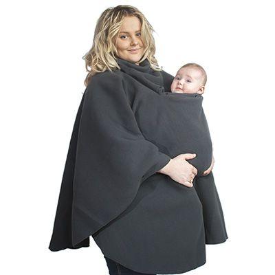 22b2798bc45 Poncho de portage et de grossesse