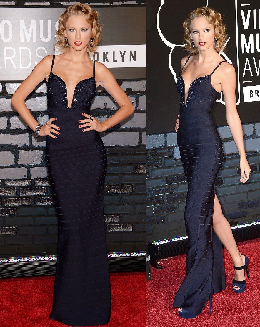 Taylor Swift's Dresses February 2017