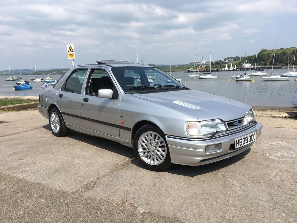 Ebay Ford Sierra Sapphire Cosworth 4x4 Left Hand Drive