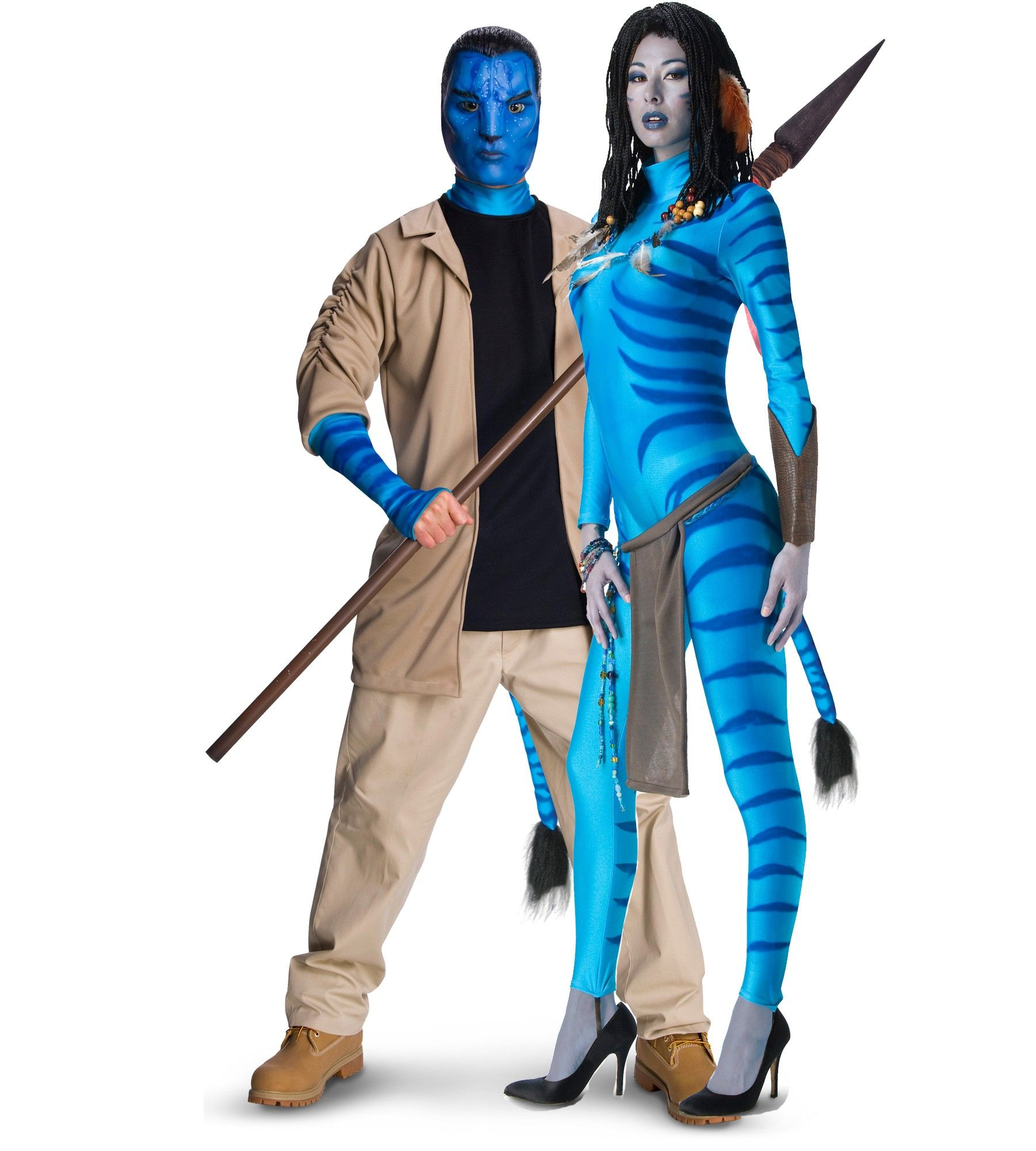 sexy avatar couples costumes sexy couples costumes pinterest costumes. Black Bedroom Furniture Sets. Home Design Ideas