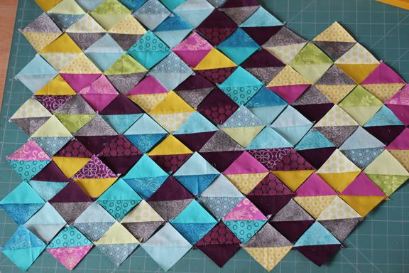 Half Square Triangle Quilt Tutorial Quilt Blocks And Patterns