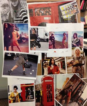 DIY Fashion Editorial