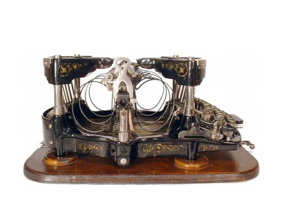 Maquinas escribir antiguas (13)