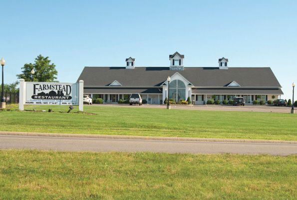 Berlin Farmstead Restaurant Berlin Ohio Amish Country Farmstead Restaurant Holmes County Ohio