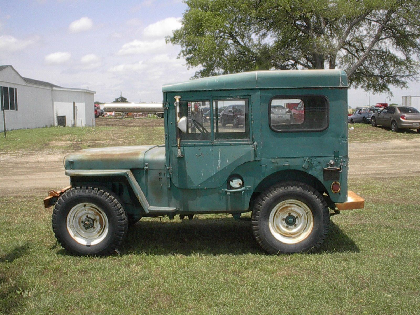 M38 Willys Jeep Artic Top Jeep s Pinterest
