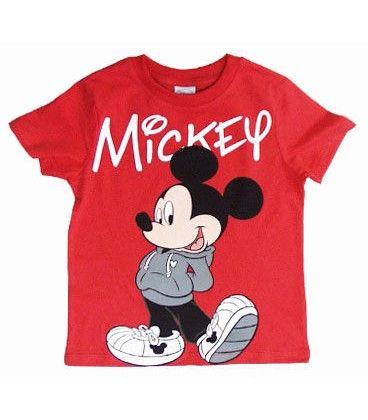 5a610e126 Camiseta Mickey Disney Red #ropa #niños #camisetas | pequeño | Niños ...