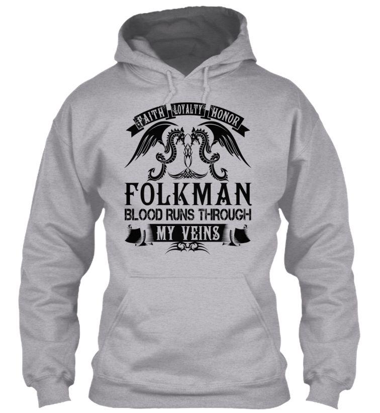 FOLKMAN - My Veins Name Shirts #Folkman