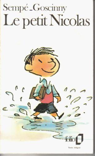Le Petit Nicolas Childrens Authors French Books Children S Literature