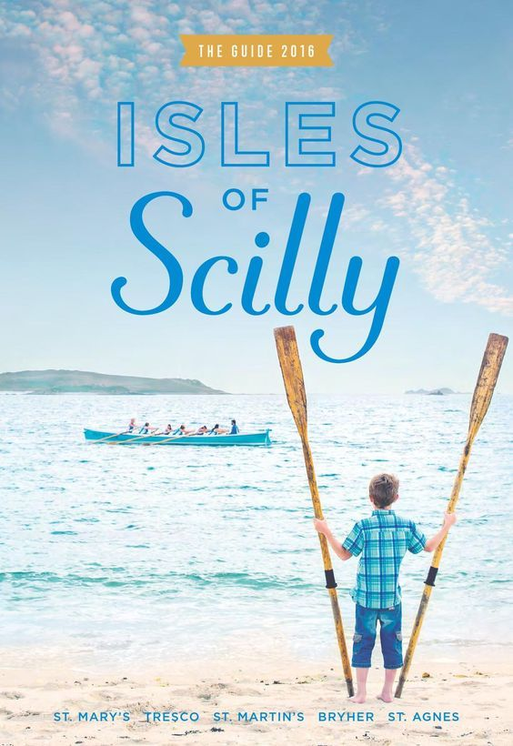 Isles Of Scilly 2016 Islands Guide