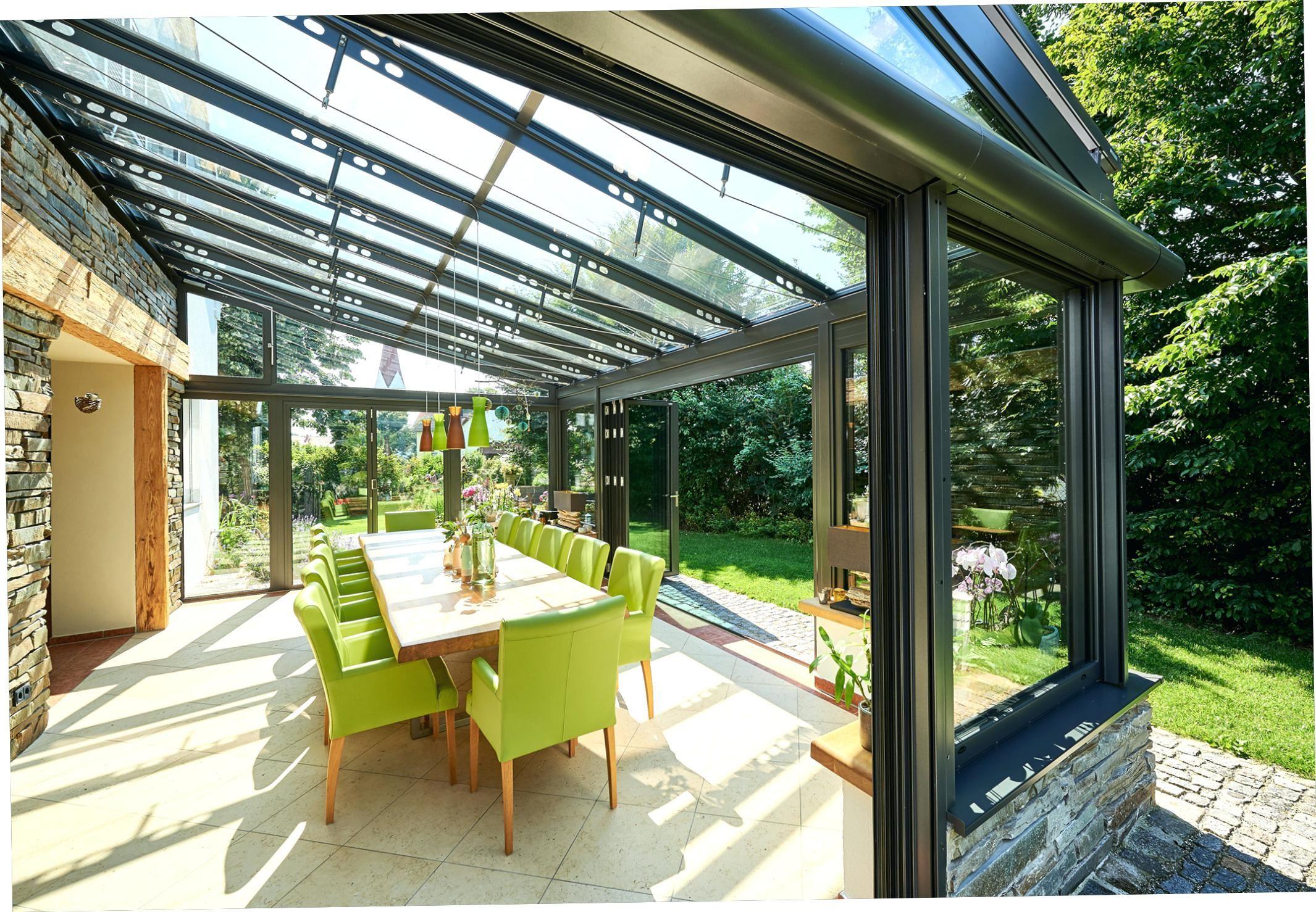 Haus Planen Full Size Of Wintergarten Einen Passend Zum Wohnen