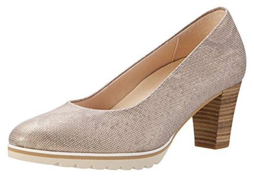 PumpsBeigeleinen Shoes Comfort Eu 1240 rosea Gabor S n Damen 45jcAqSRL3