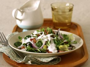 Creamy Blue Cheese Dip or Dressing...Made with 2% Greek Yogurt!