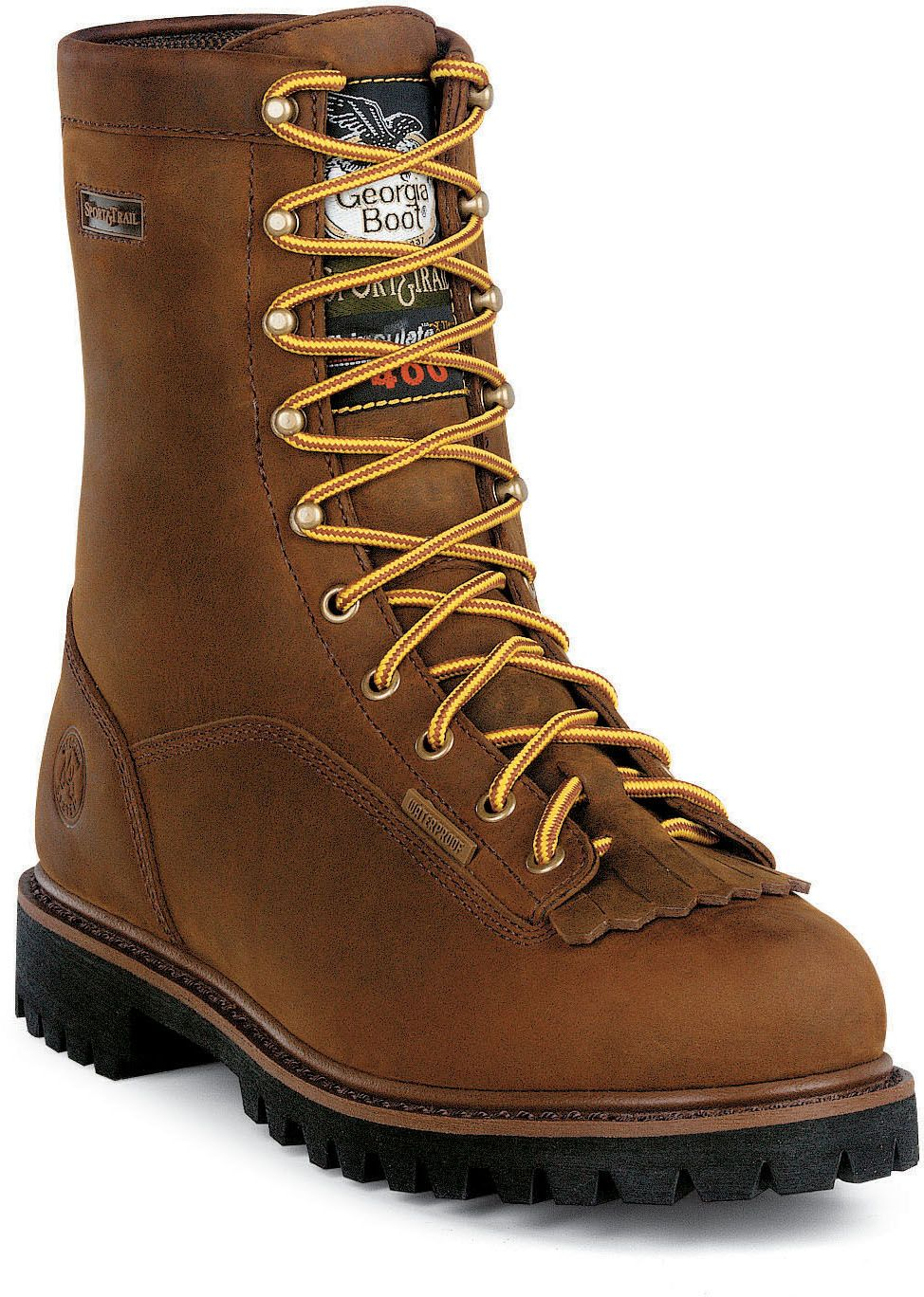 5c6668e5e97 Georgia Boot: Men's 8