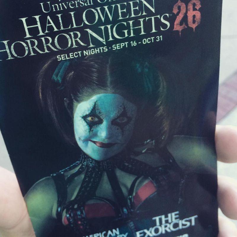 Ladies and gentlemen, Halloween Horror Nights 26 is
