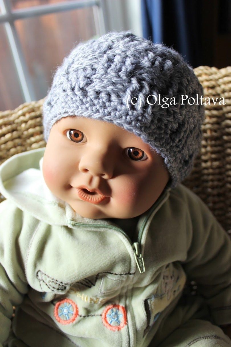37 Awesome Image Of Crochet Baby Hats Free Patterns Free Pattern