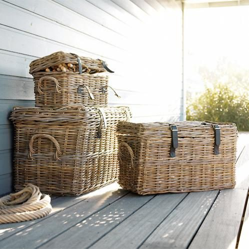 Malles KEY WEST | Bamboo, Seagrass, Straw, Rattan, Wicker & Willow