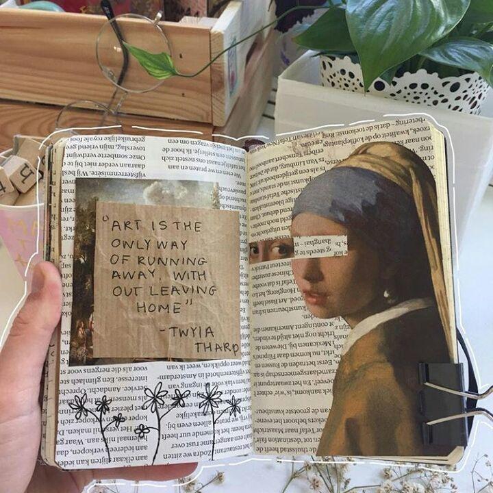 Pin by weirdofella on Aesthetic Icons | Sketchbook art ...
