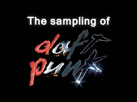 The Sampling Of Daft Punk Daft Punk Daft Punk Albums Punk