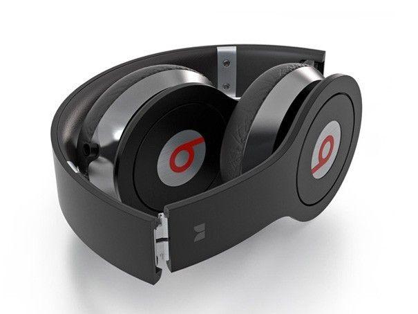 Beats By Dr Dre Solo HD On-Ear Headphones Black