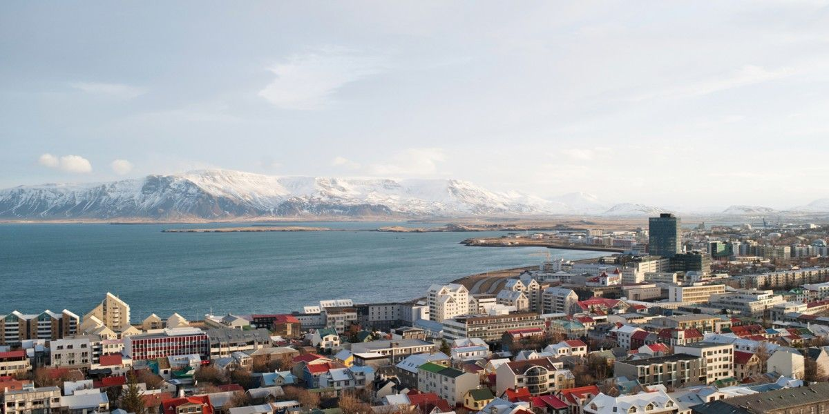 Reykjavik, Iceland - 101 Hotel's central location makes it a great base for exploring Reykjavik on foot. #Jetsetter