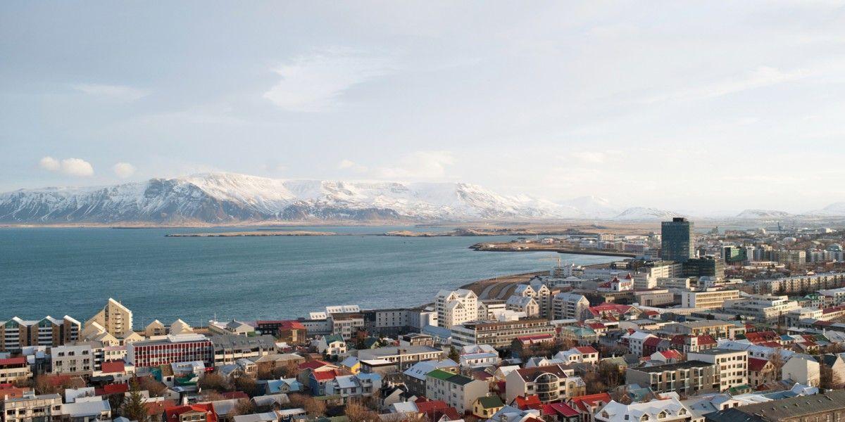 Reykjavik, Iceland - 101 Hotel's central location makes it a great base for exploring Reykjavik on foot. #Jetsetter