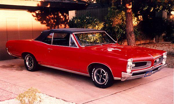 Gto Convertible Classic Cars Pinterest Pontiac Gto Cars