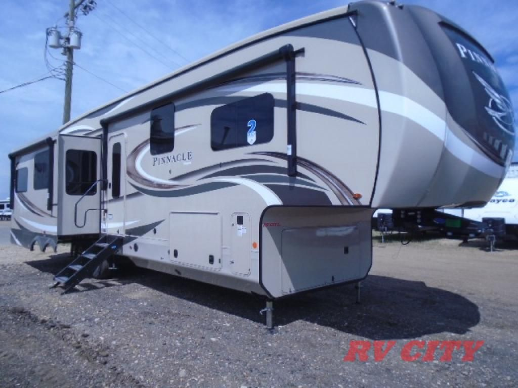 New 2019 Jayco Pinnacle 36kpts Fifth Wheel At Rv City Morinville