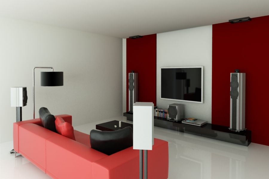 Fresh Entertainment Room Ideas For Your House Design Ideas Decor Makerland Entertainment Room Entertainment Room Design Room