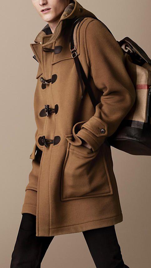 2fdc21411 Men's Coats | Pea, Duffle & Top Coats | Gifts for Mark | Mens duffle ...