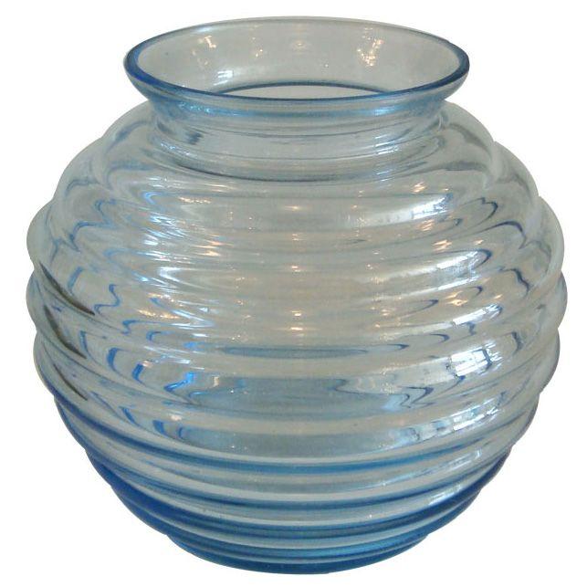 Wilhelm Wagenfeld Vase Vase, Vintage vases, Glass