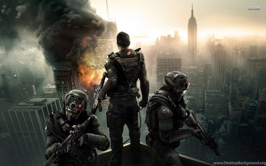 Free Download The Division Hd Wallpapers Hd Wallpaper