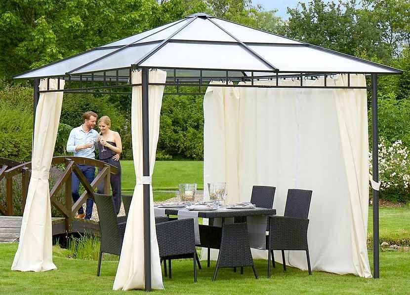 Leco Pavillon Light Bxl 300x360 Cm Ohne Seitenteile Online