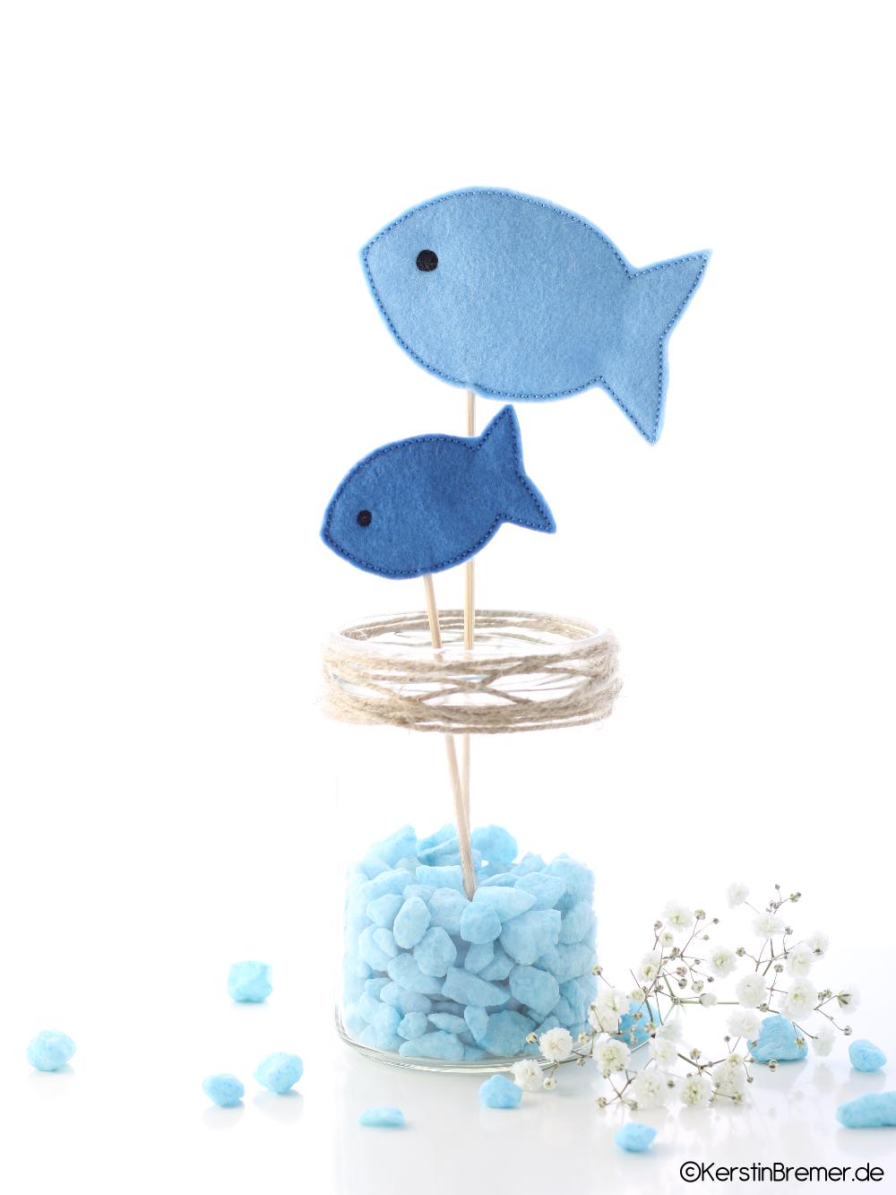 Photo of Fisch ITH Stickdateien Set – Blog
