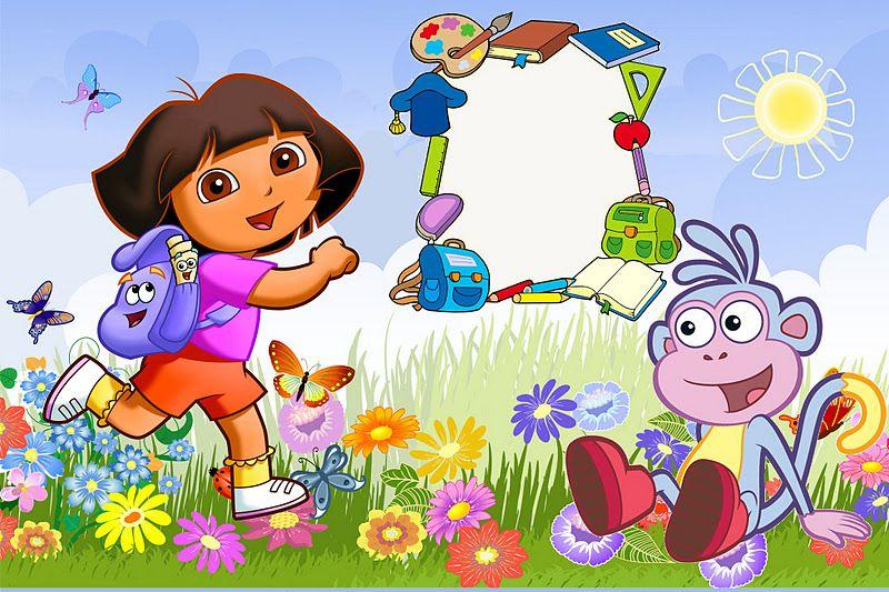 Imprimibles gratis de Dora la Exploradora  Fiesta  Pinterest