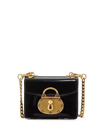 77d960c025ce Micro Spazzolato Lock Bag by Prada at Neiman Marcus. | Purses and ...