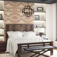 Decorative Tiles For Bedroom Walls New Ms International Rustico Brick 213 Inx 10 Inglazed Porcelain Decorating Design