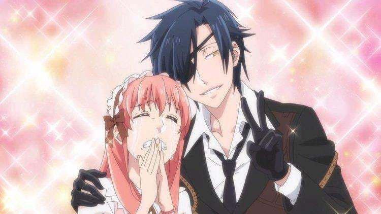 The 14 Best Comedy Romance Anime Best Anime Shows Romantic Comedy Anime Anime Romance