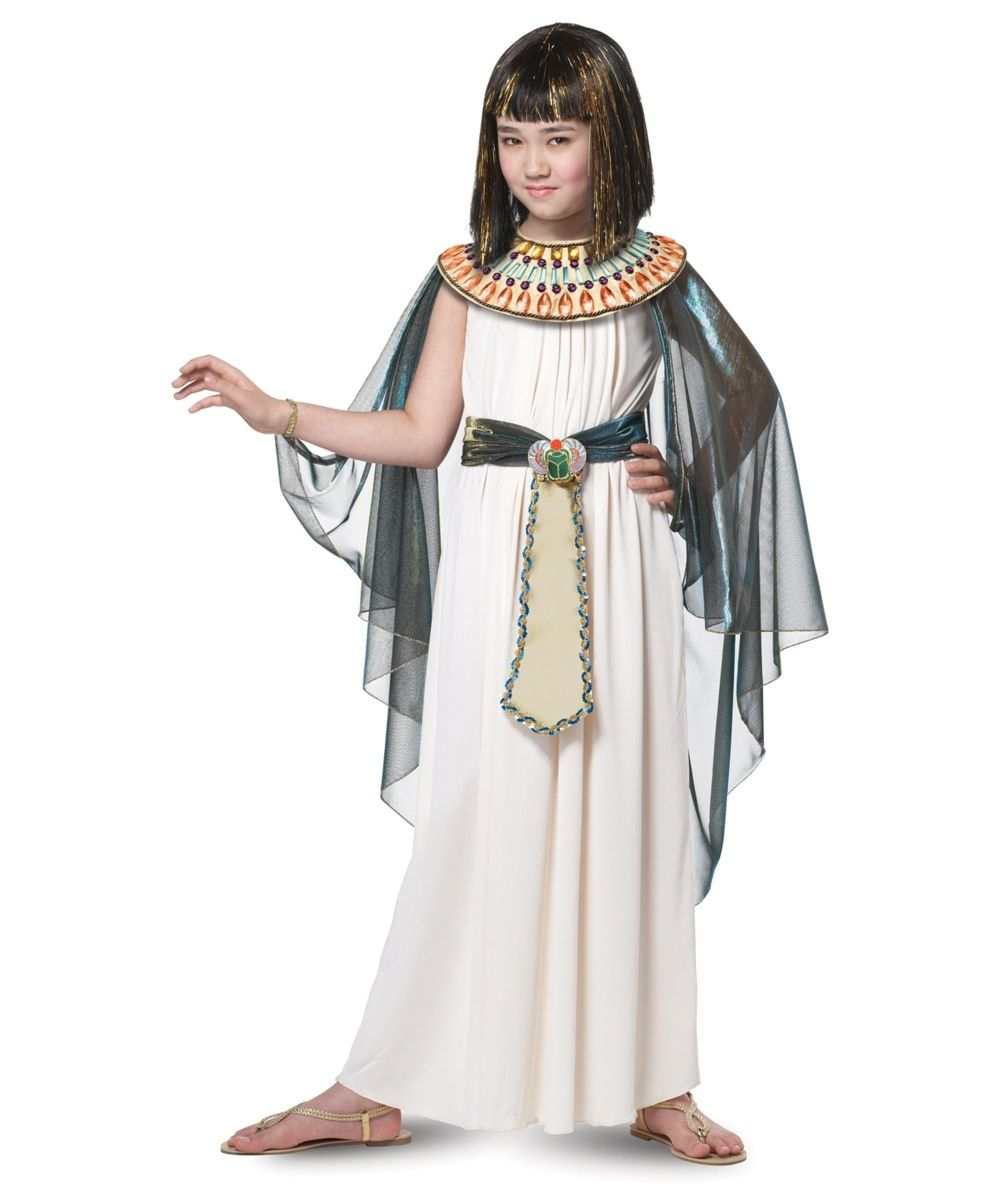 86f96a702c1a EGYPTIAN PRINCESS KIDS COSTUME - Egyptian Costumes | DIY Gifts ...
