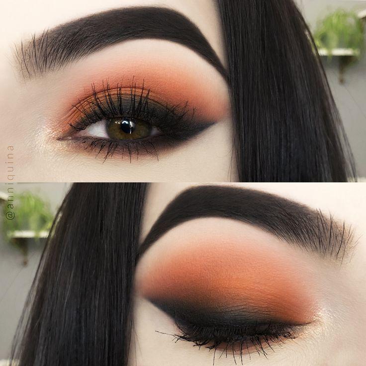 Photo of Orange Schwarz Smokey Liner Makeup Anniquina Produkt #abc #Anniquina #Black #Couga … – # …
