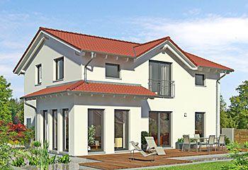 das meistverkaufte attraktivste fertighaus von haas fertighaus symphony 140 c hausbau. Black Bedroom Furniture Sets. Home Design Ideas