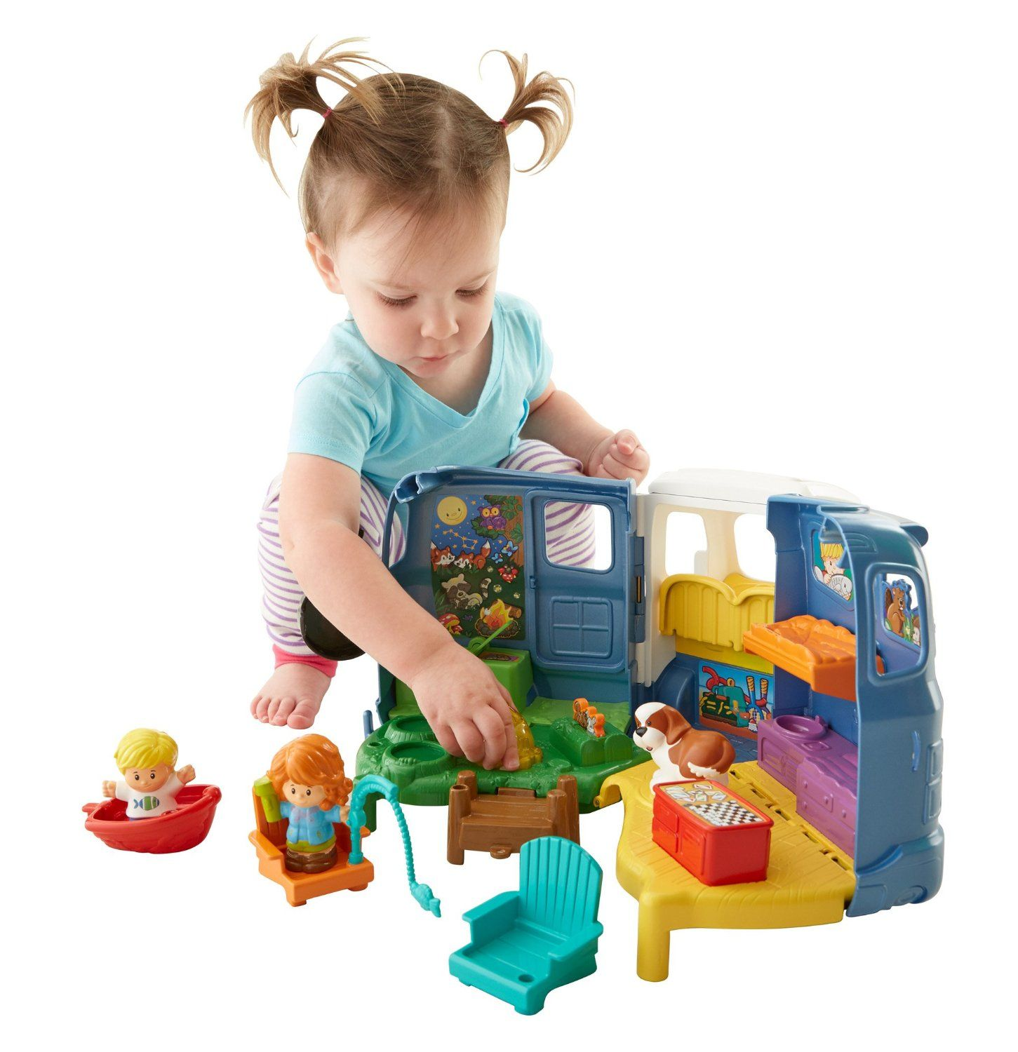 Car toys for toddlers  AmazonFisherPriceLittlePeopleSongsuSoundsCamper