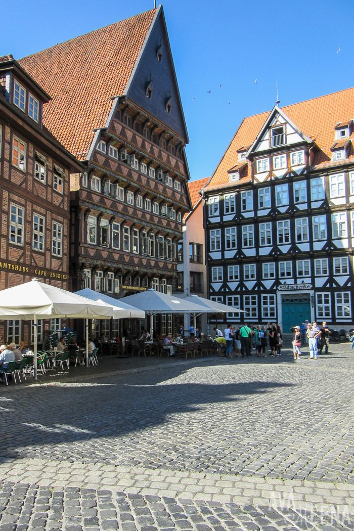 Single city hildesheim