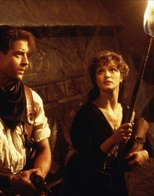 the mummy film