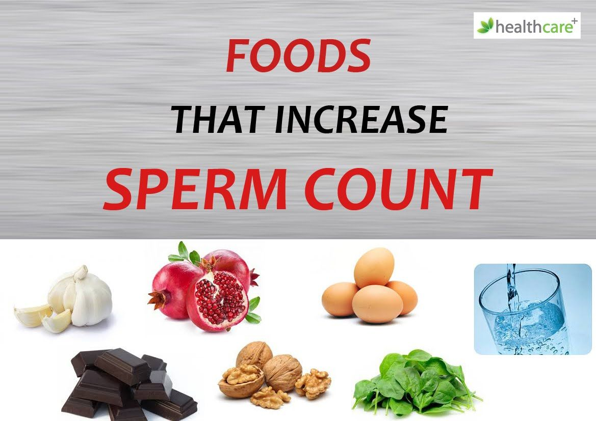 Improve sperm production