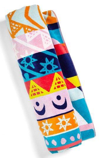 awesome beach towels. Bold Mara Hoffman For Pendleton Beach Towel - Awesome Towels O